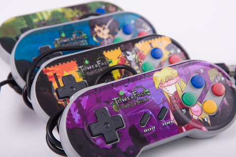 TowerFall Controller