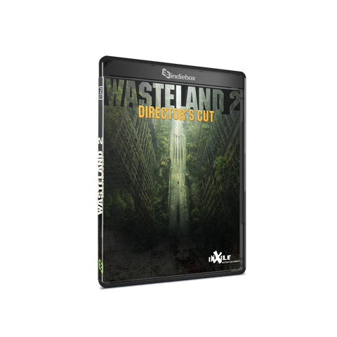 Wasteland 2: Directors Cut - Standard Edition - IndieBox