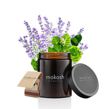 Lade das Bild in den Galerie-Viewer, Mokosh Plant soy candle Bucolic meadow