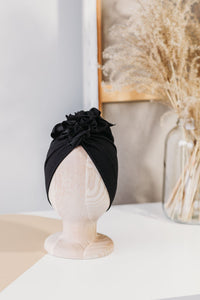 Looks by Luks Turban No.1 Organic Black
