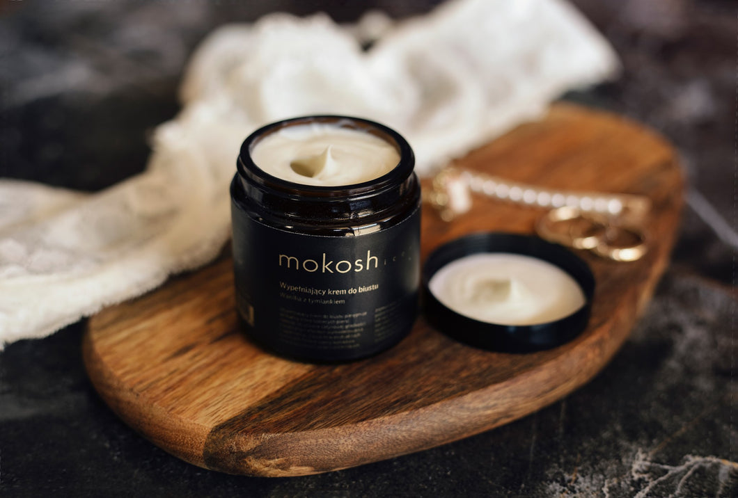 Mokosh Breast enhancing cream icon Vanilla&Thymian