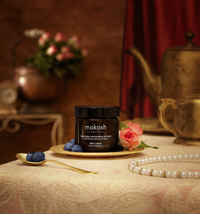 Mokosh Firming anti-aging face cream Rose & blueberry