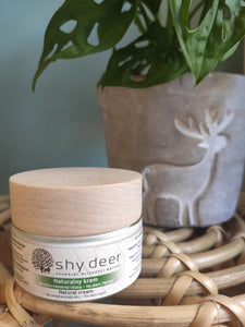 Shy Deer Natural cream for mixed and oily skin