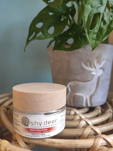 Shy Deer Shy Deer Natural cream for dry and normal skin
