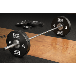 Load image into Gallery viewer, Urethane Competition Barbell Plates