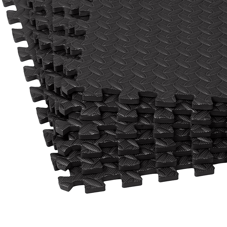 Load image into Gallery viewer, Foam Gym Flooring Mat Interlocking Tiles (Pack of 6)