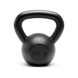 Load image into Gallery viewer, Powder Coated Cast Iron Kettlebell