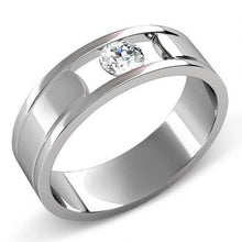 Load image into Gallery viewer, 0.35 CT Round Cut Diamonds - Mens Wedding Band
