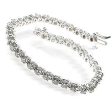 Load image into Gallery viewer, 2.00-6.00 CT Round Cut Diamonds - Tennis Bracelet