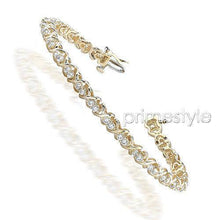 Load image into Gallery viewer, 2.20-4.00 CT Round Cut Diamonds - Tennis Bracelet