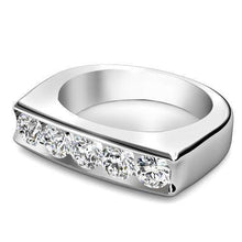 Load image into Gallery viewer, 1.00 CT Round Cut Diamonds - Mens Wedding Band