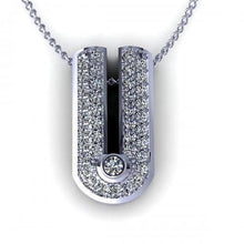 Load image into Gallery viewer, 0.23 CT Round Cut Diamonds - Diamond Pendant