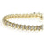 0.60-4.00 CT Round Cut Diamonds - Tennis Bracelet