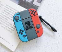 Nintendo Swtich Style Protective Case for Apple AirPods