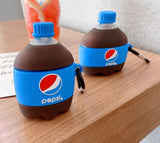 Pepsi Style Protective Case for Apple AirPods