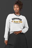 Covered By A Black King Crewneck