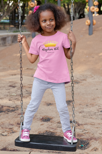 Toddler's  Kingdom Kid Tee