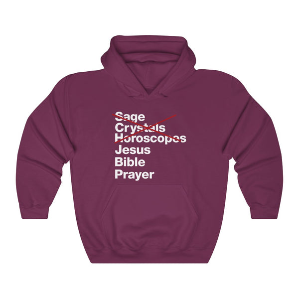 Jesus Is My Source Hoodie