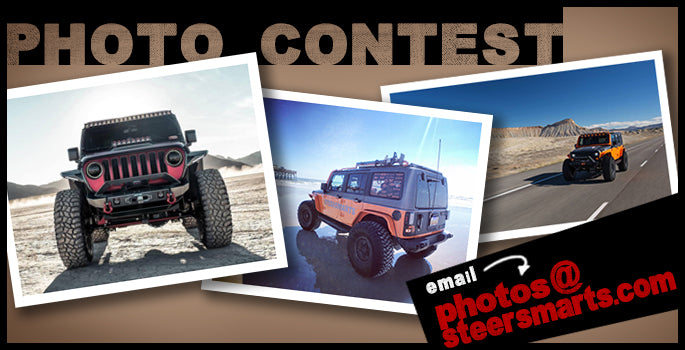 Steer Smarts Yeti Equipped Photo Contest