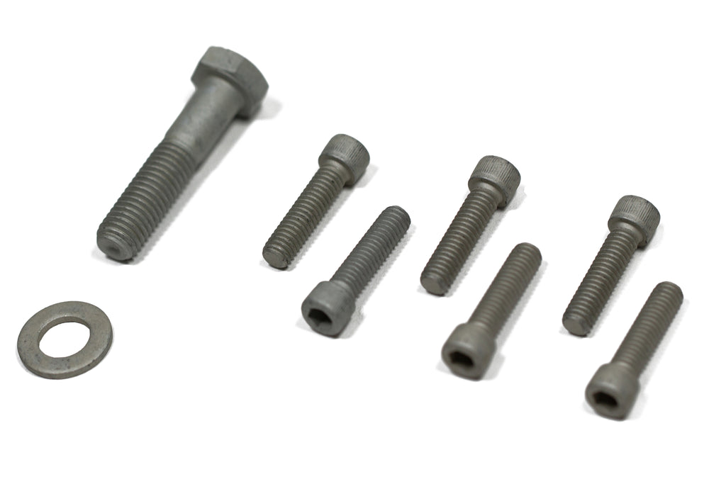 Flex Damper Bracket Replacement Hardware Kit