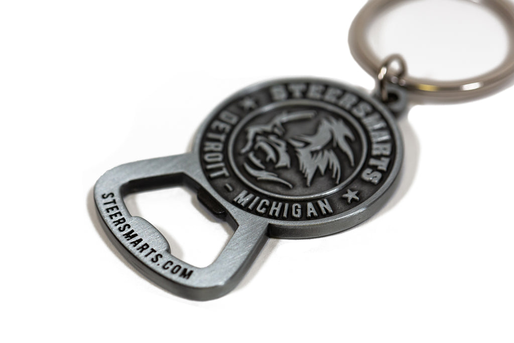 Yeti Detroit Key-chain Bottle Opener