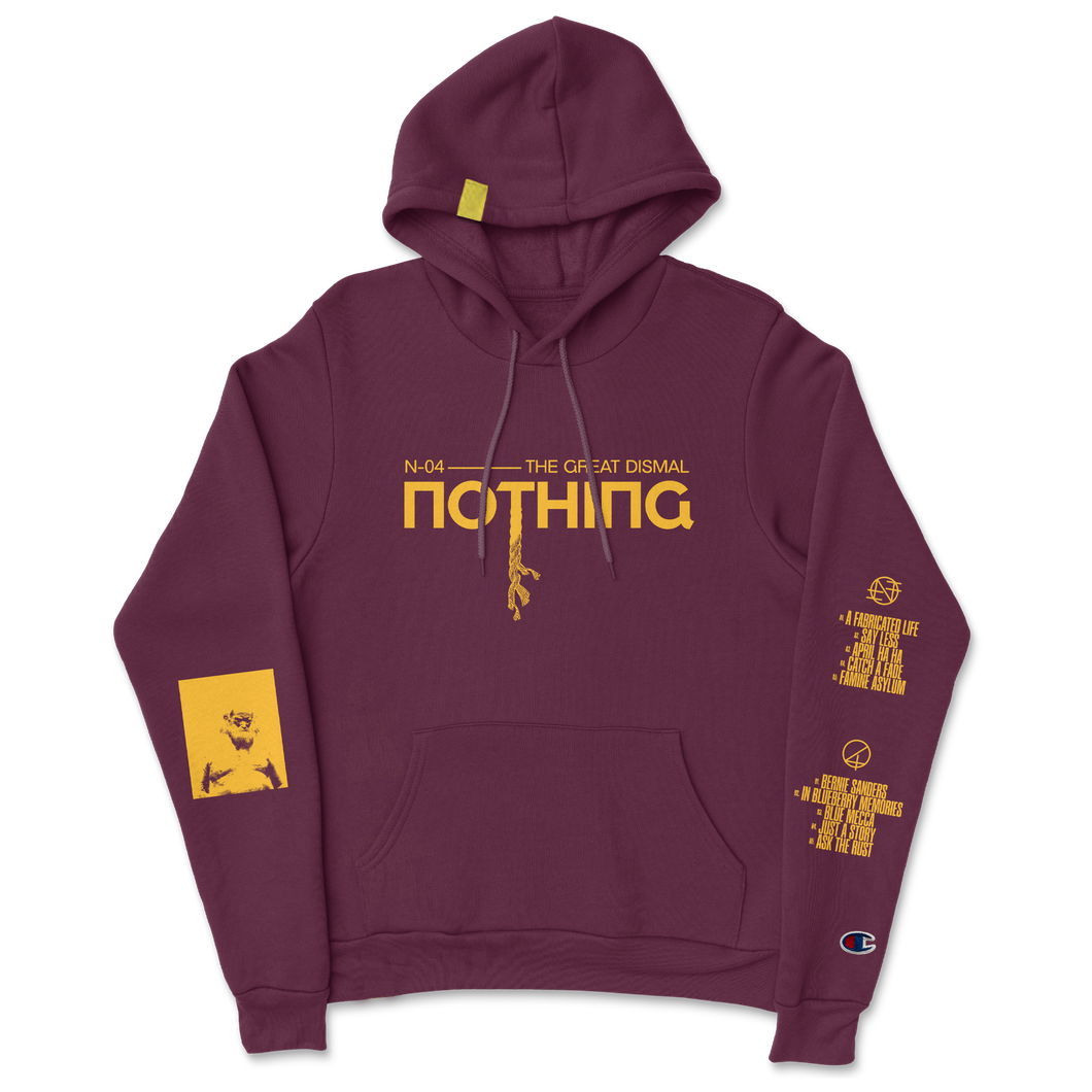 The Great Dismal Maroon Champion® Hoodie (Pre-Order)