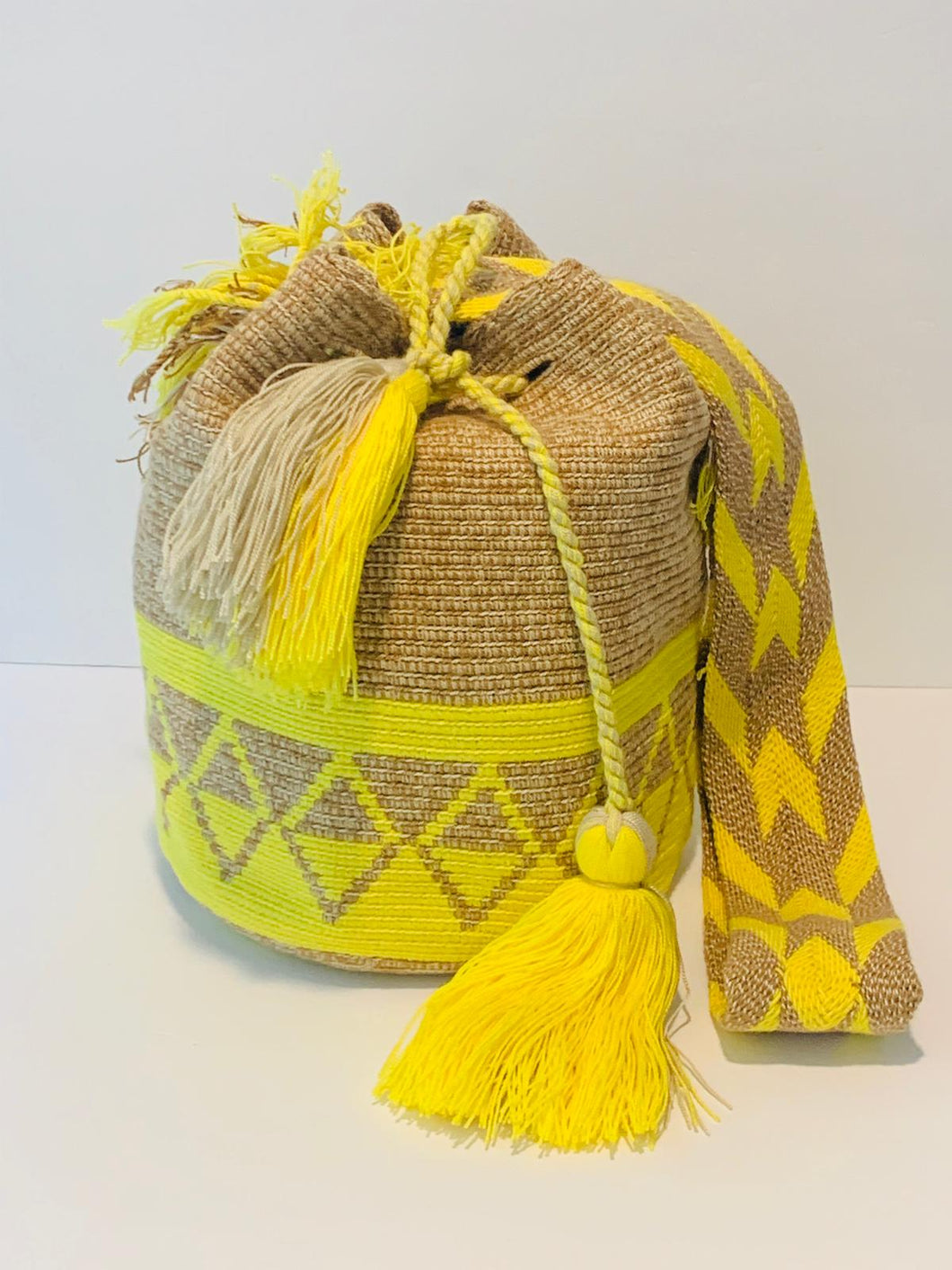 The Organic Wayuu Bag