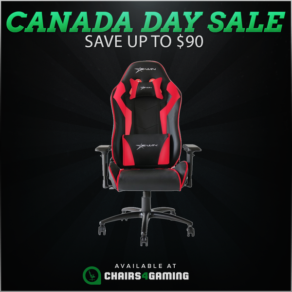 Best gaming chair deals (Canada Day 2020)