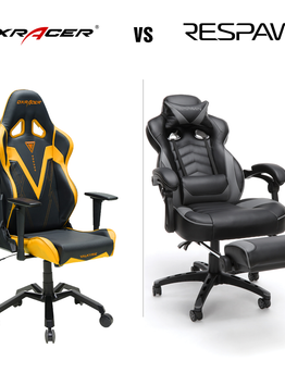 DXRacer vs Respawn (2020 comparaison)