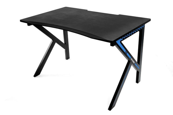 AKRacing Gaming Desk Blue - Overview