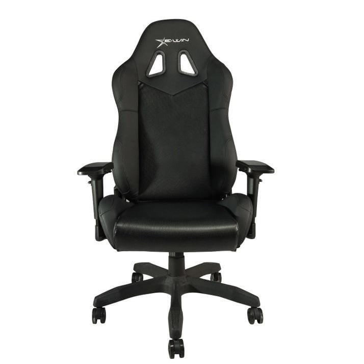 Ewin CLD Black (CL-BB2D) - Front without cushions