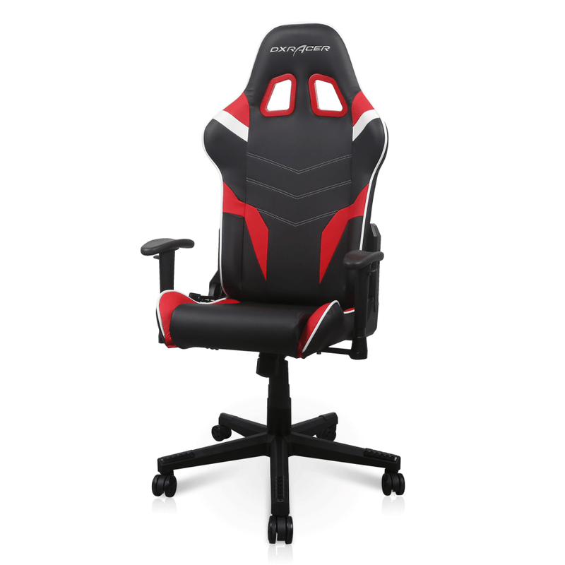 DXRacer OH/PC188/NWR Red/Black - Angle