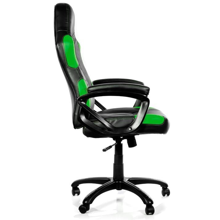 Arozzi Enzo Green - Padded Armrests