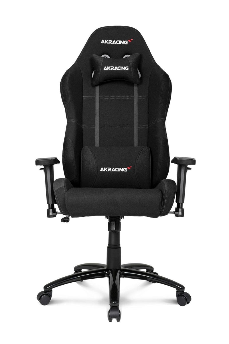 AKRacing EX Black - Front