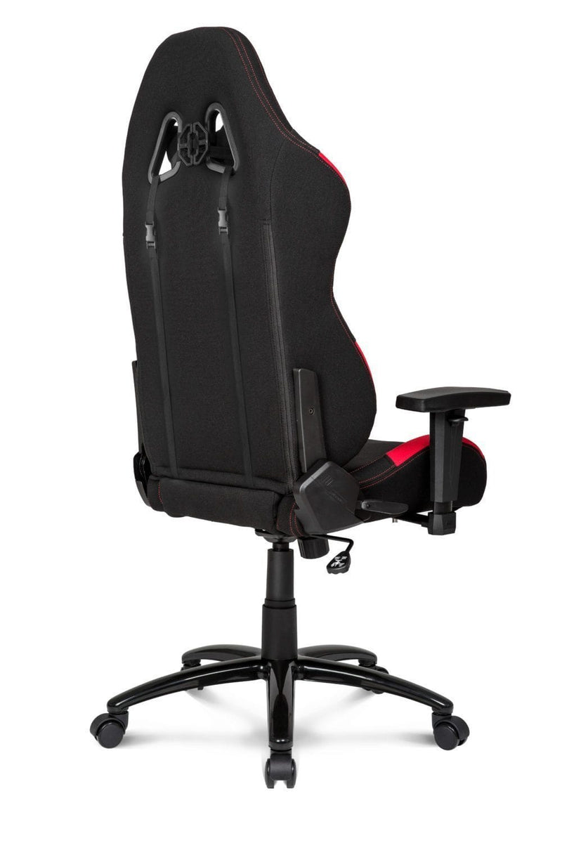AKRacing EX Black/Red - Back Side