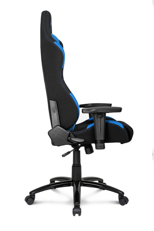 AKRacing EX Black/Blue - Side