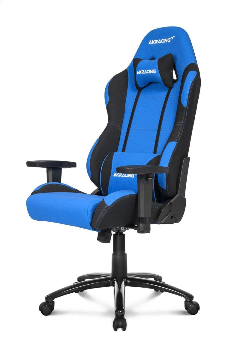 AKRacing EX Blue - Front