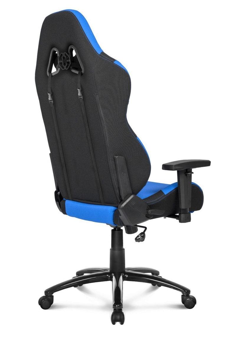 AKRacing EX Blue - Back Angle