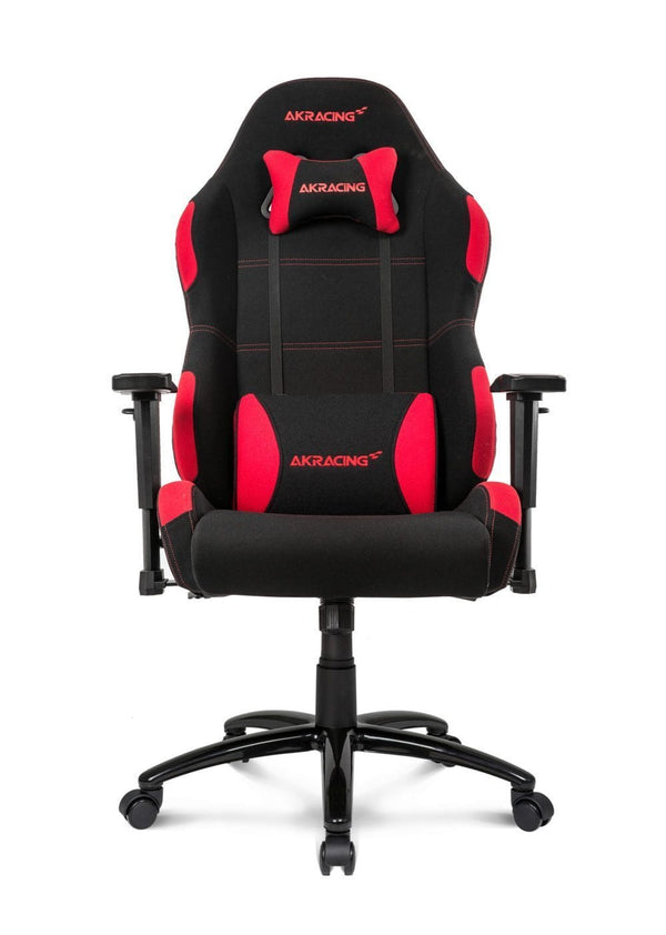 AKRacing EX-Wide Black/Red - Front