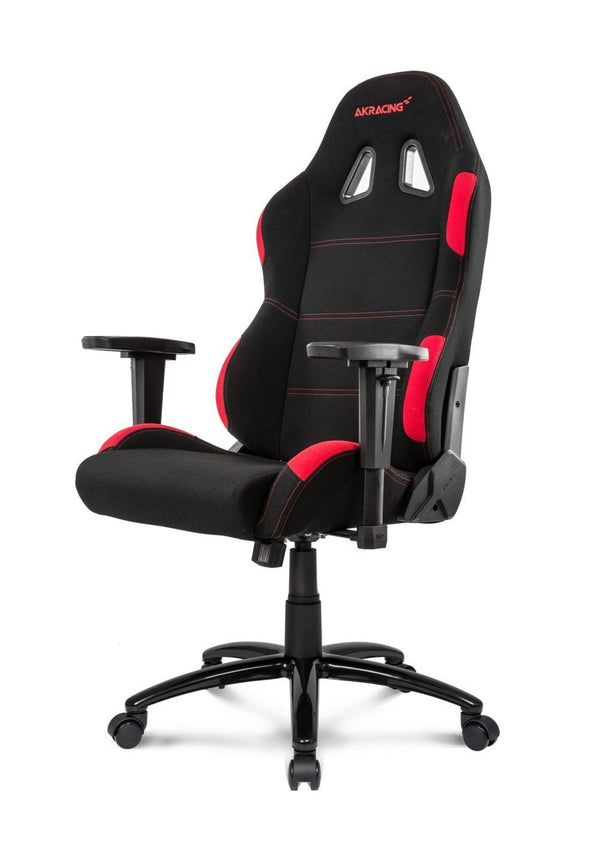 AKRacing EX-Wide Black/Red - Angle