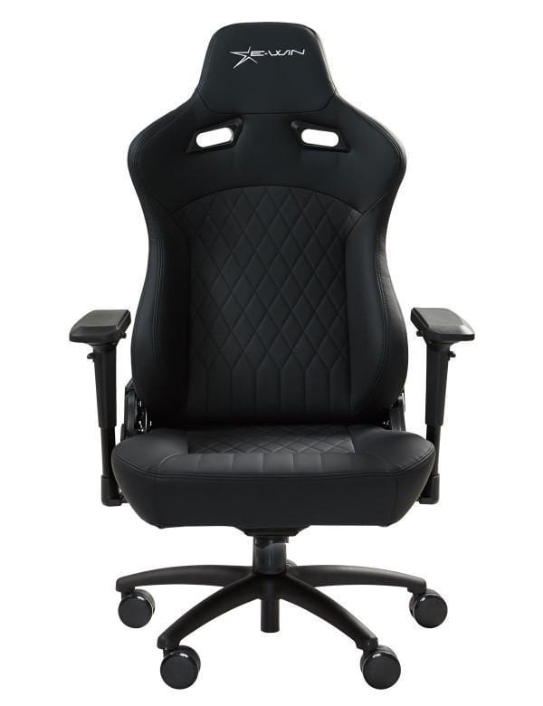 Ewin FLH Black (FL-BB3H-XL) - Front without cushions