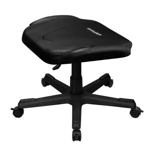 DXRacer Footrest Black - Side