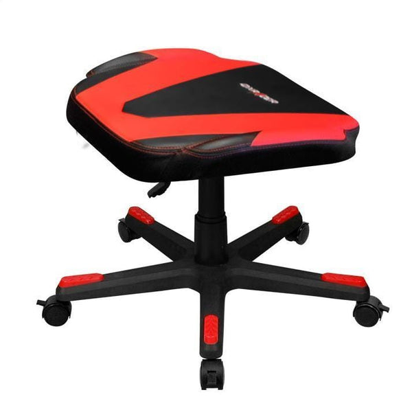DXRacer Footrest Red - Side