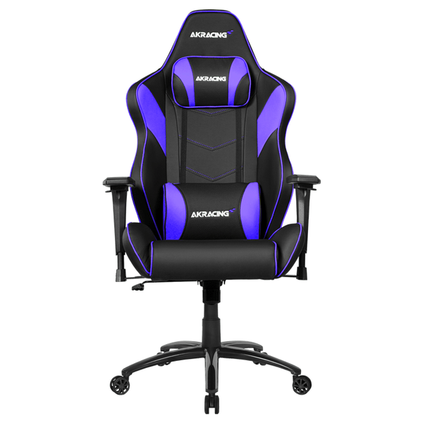 AKRacing LX Plus Indigo - Front