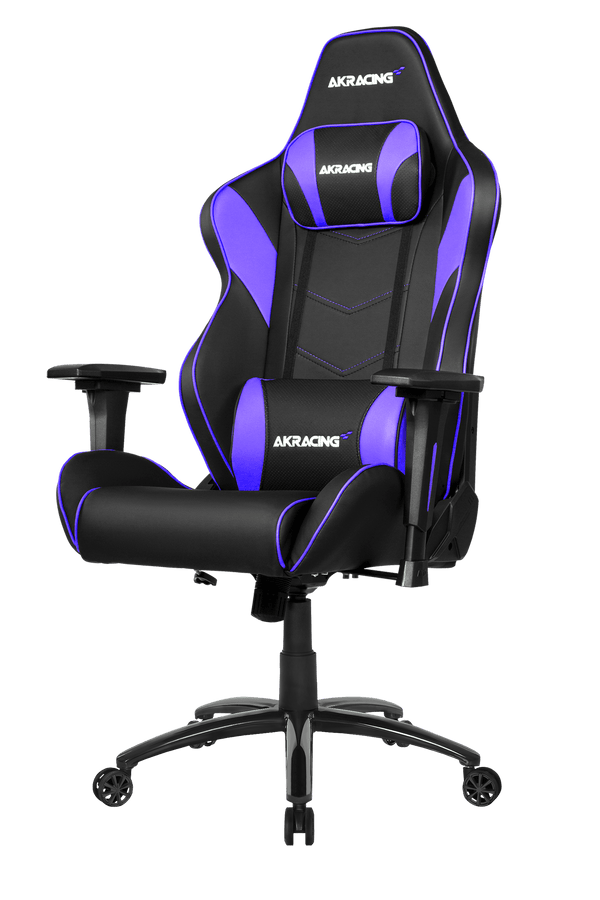 AKRacing LX Plus Indigo - Tilted