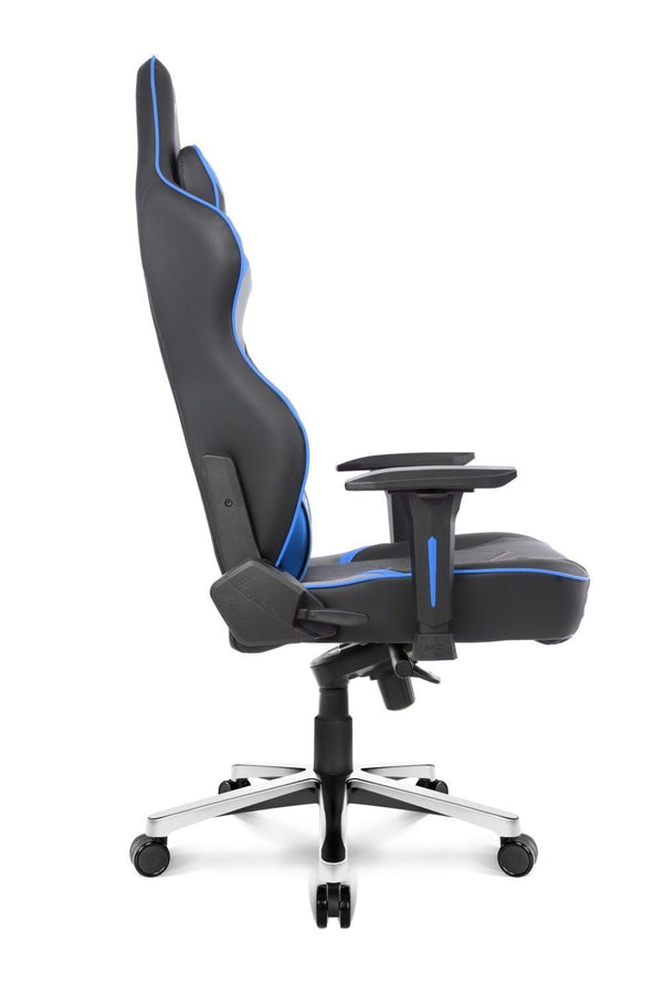 AKRacing Max Blue - Side