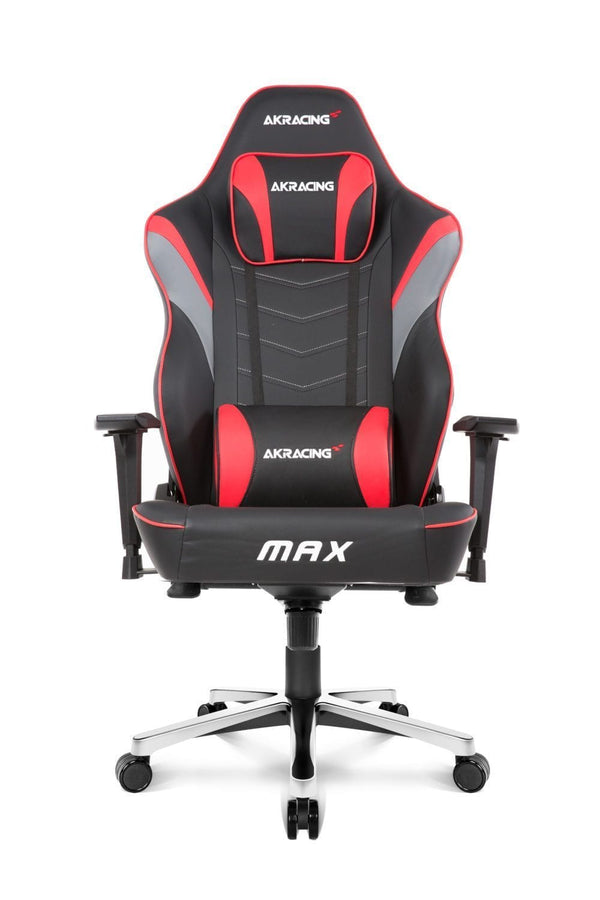 AKRacing Max Red - Front
