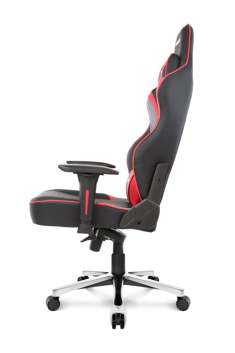 AKRacing Max Red - Side