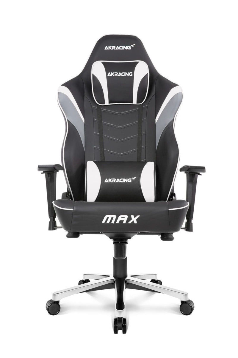 AKRacing Max White - Front