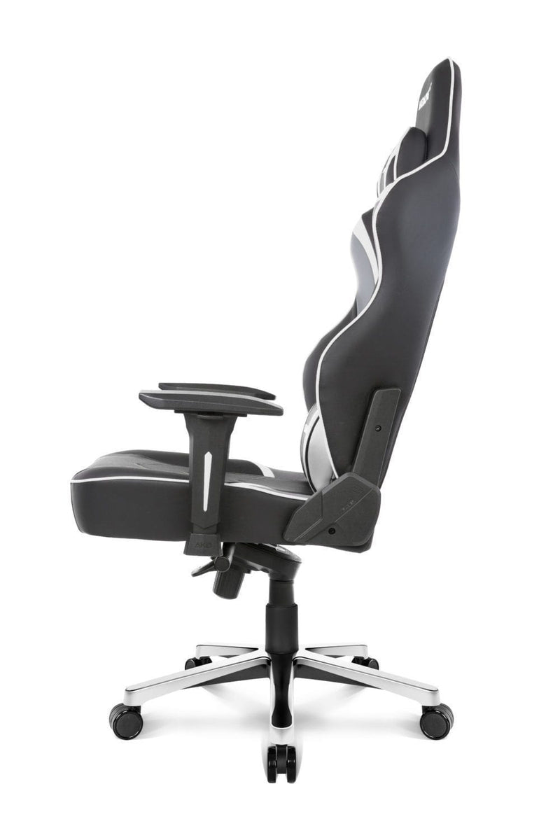 AKRacing Max White - Side